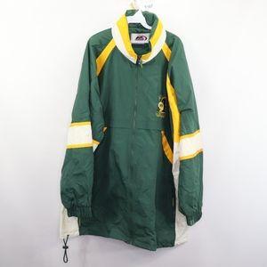90s Mens XL Green Bay Packers Brett Favre Jacket